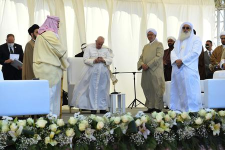 Pope Francis' Appeals for Interreligious Harmony at Birthplace of Abraham