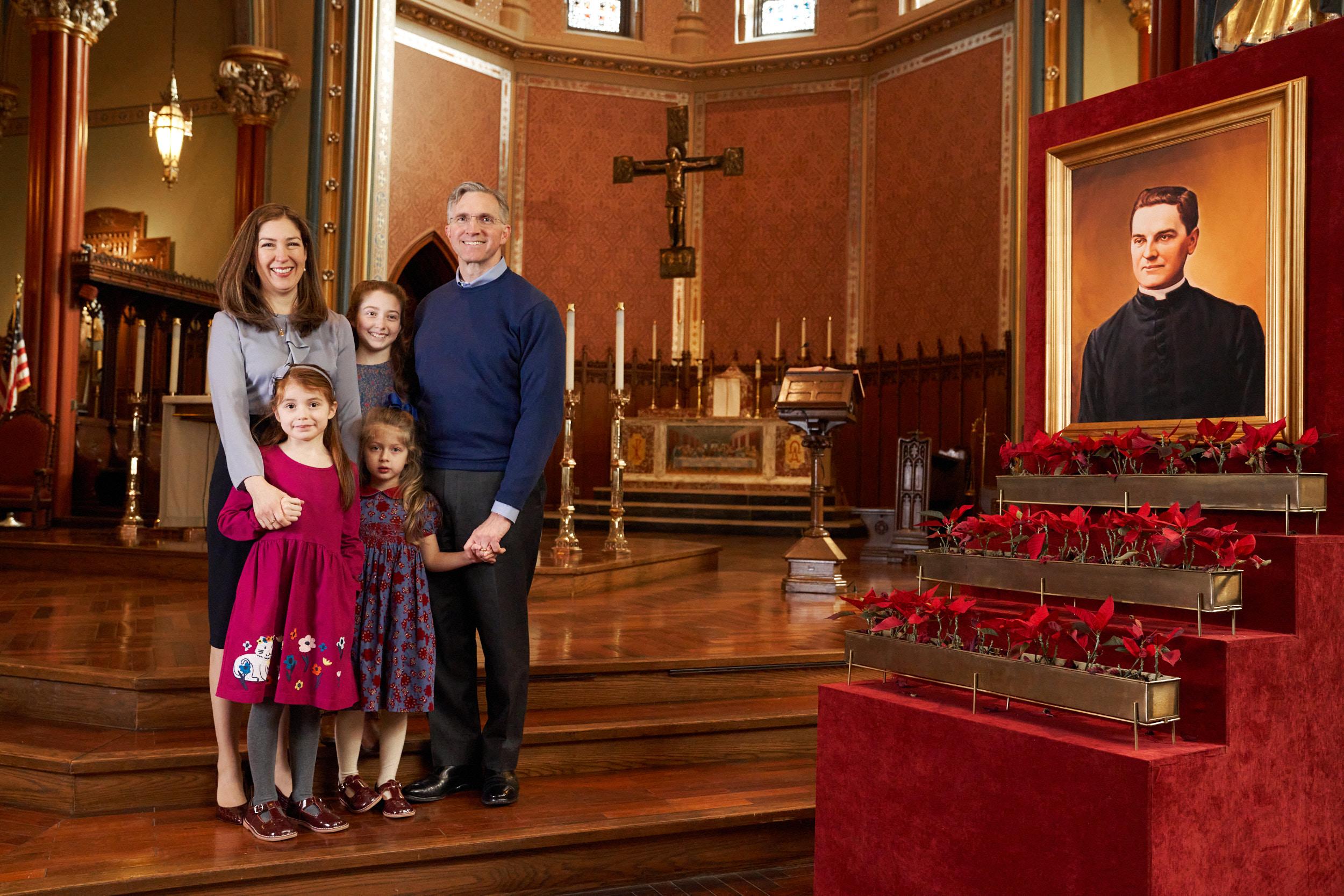 Patrick Kelly family K of C