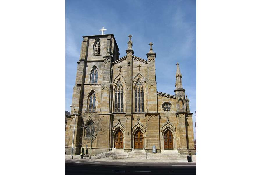 St. Joseph Cathedral in Columbus, Ohio.