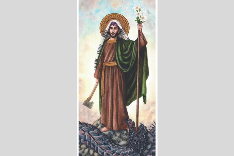 St. Joseph is ready to defend his family and has much to teach modern men.
