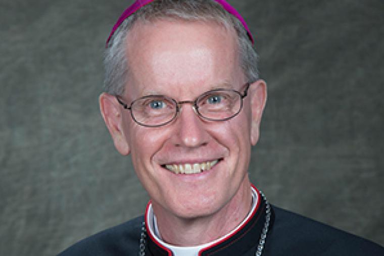 Bishop David Konderla.