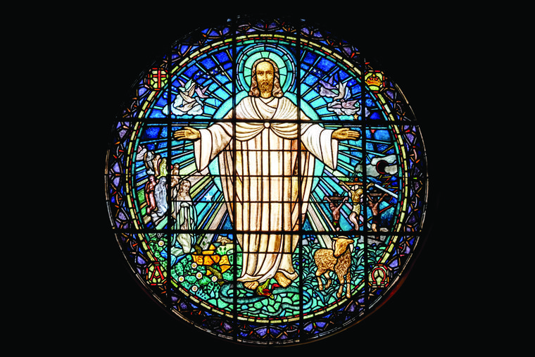 The holy witnesses in heaven have words of wisdom to share about the Resurrection.