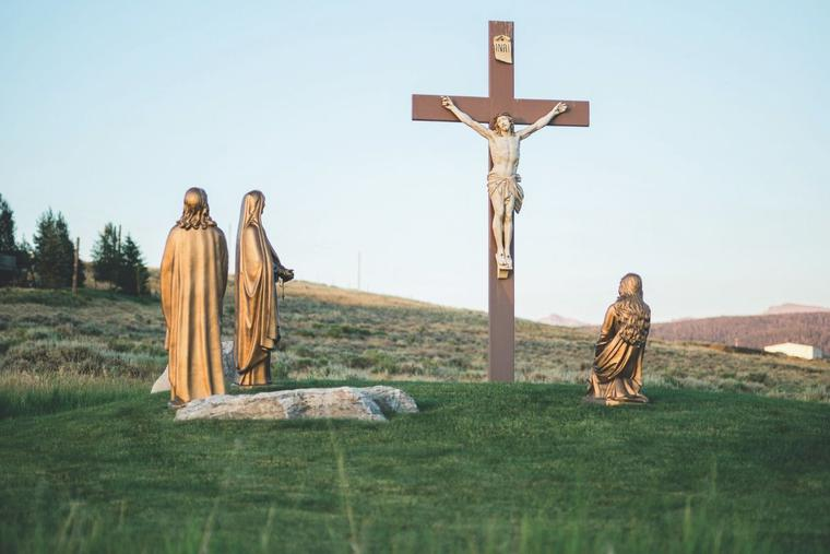 Pray the Stations of the Cross with the Register this Holy Week.