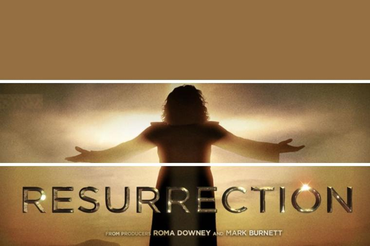 The latest production from LightWorkers focuses on the Resurrection.