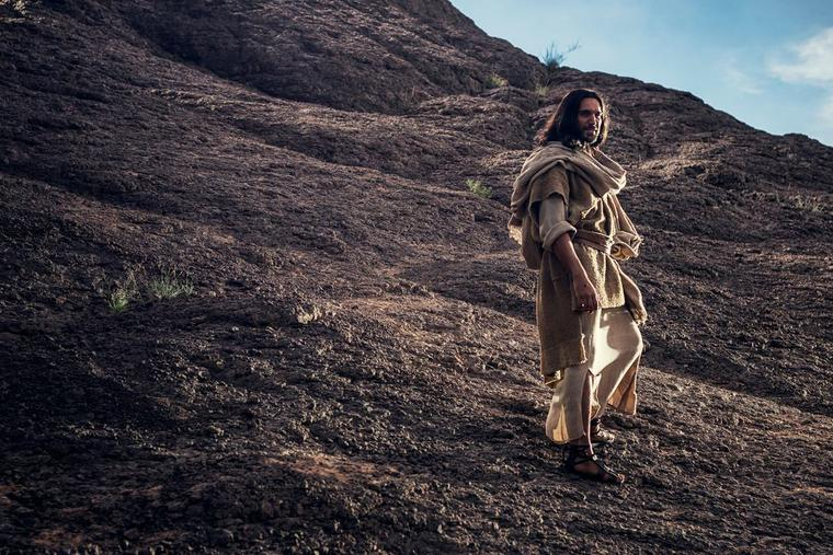 The new film by LightWorkers Media tells the story of the Resurrection. In the movie, Jesus is portrayed by Argentine actor Juan Pablo Di Pace.