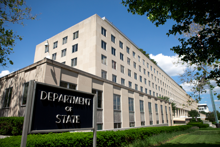 State Department in Washington, D.C.