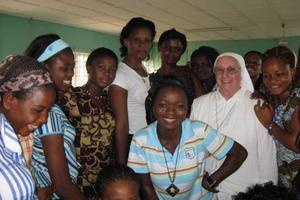 Sr Eugenia is chairperson of the 'Slaves No More ' non-profit organization and coordinator of the Italian Religious Superiors' Counter-trafficking Office for Women and Children.