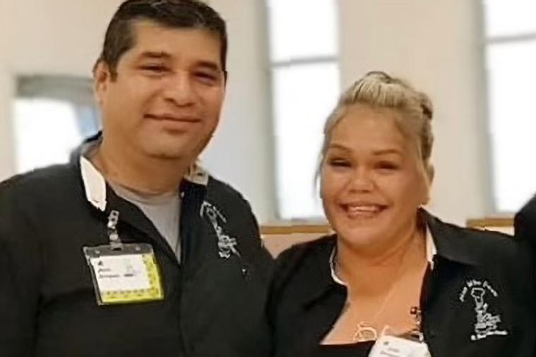 Mario and Linda Enriquez