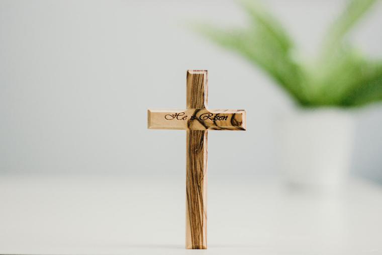'He Is Risen' indeed!