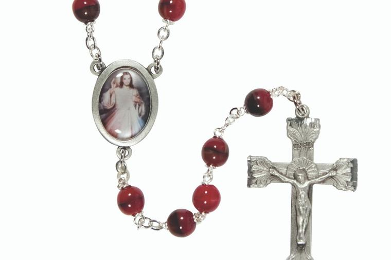 Praying the Divine Mercy Chaplet is an important devotion.