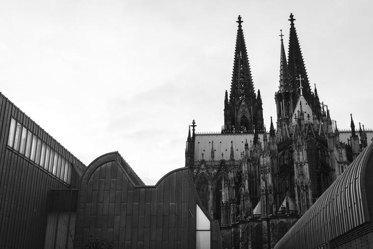 Where is the German program of reform, called the 'Synodal Path,' headed? The bishops of Germany, whose Cologne Cathedral is shown, have taken papal directives under advisement only.