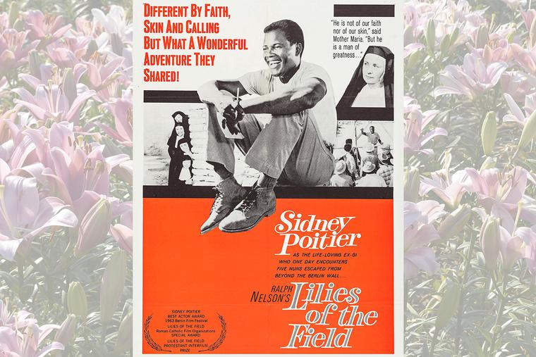 'Lilies of the Field' movie poster