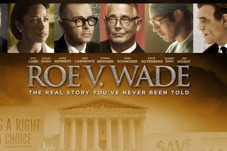 Movie card for 'Roe v. Wade'