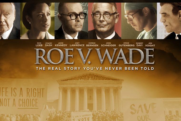 Movie card for 'Roe v. Wade'