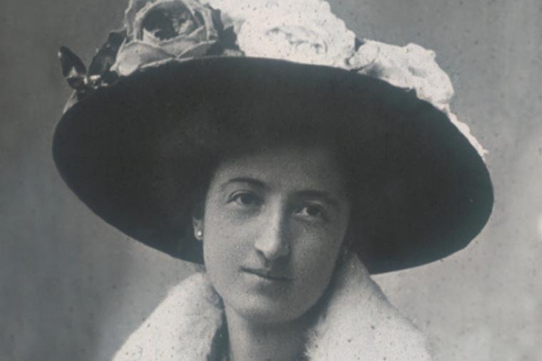 Armida Barelli (1882-1952).
