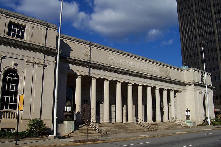 The Supreme Court of South Carolina.