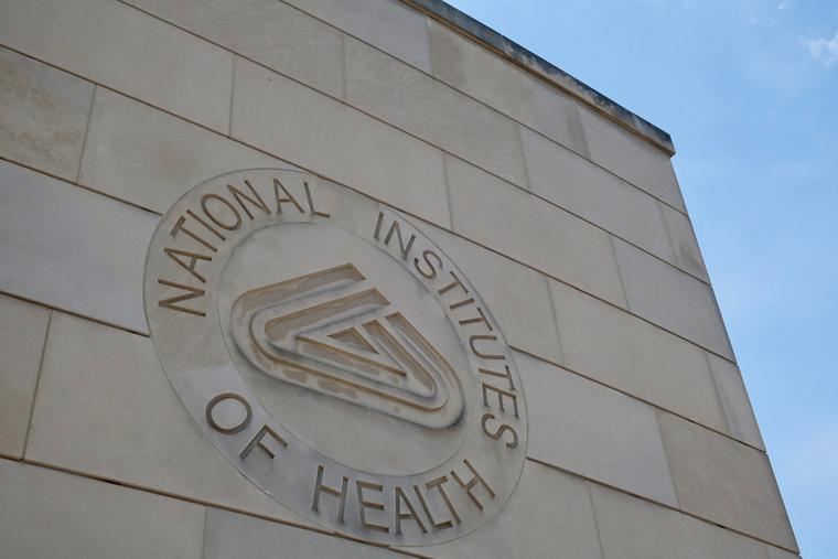 The NIH is the US's biomedical research agency.