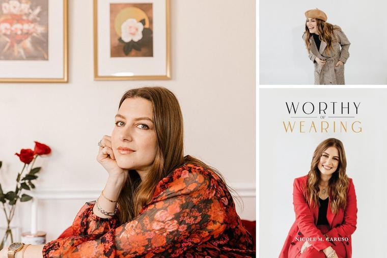 Nicole Caruso encourages women in living their faith and choosing their fashion.