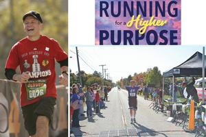 Bishop Thomas Paprocki offers insights that running has imparted to him over the years that benefit the spiritual life in his new book.