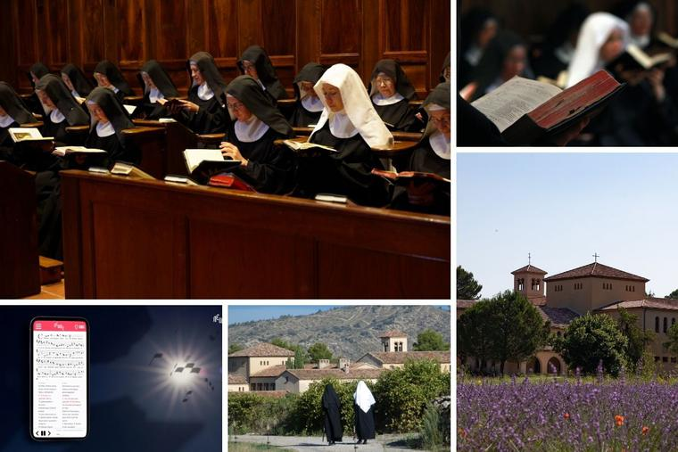 Gregorian chant is now the subject of the largest recording project ever undertaken, with the help of the Benedictine nuns of the Abbey of Notre-Dame de Jouques in Provence, France.