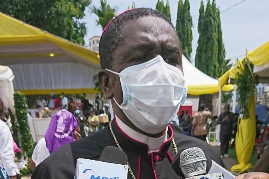 Archbishop Andrew Nkea of Bamenda