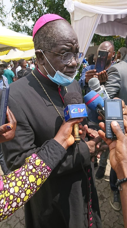 Archbishop of Yaounde
