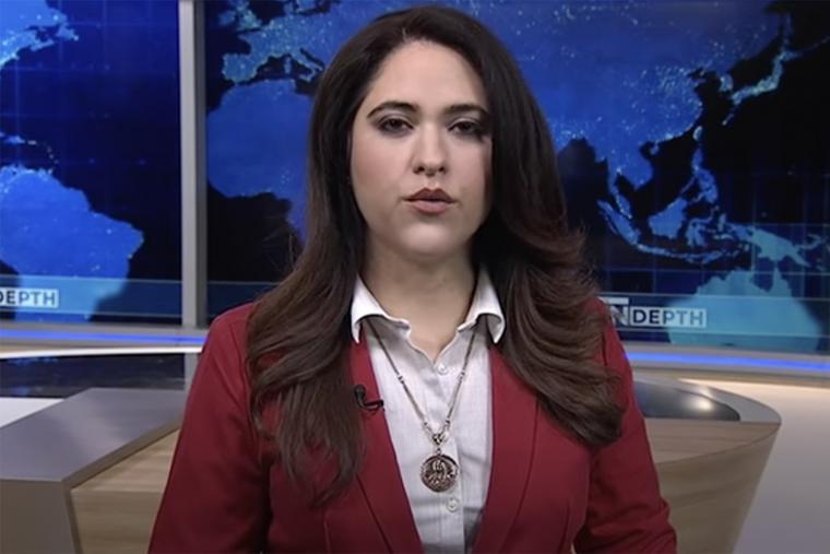 Montse Alvarado hosts April 23 edition of EWTN News in Depth