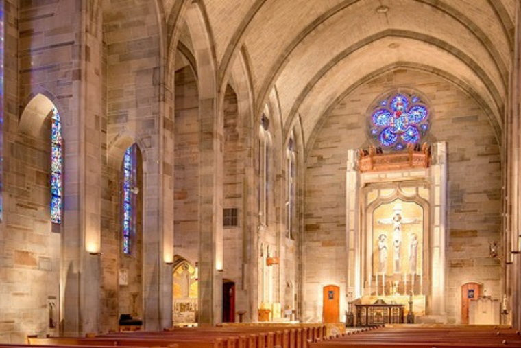 Christ the King Cathedral in Atlanta, Ga.