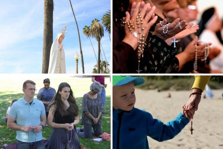 On May 1, California Catholics will join together in parishes and along the coastline to consecrate their state to the Head of the Holy Family.