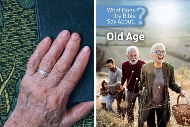 The Bible has much to say about aging gracefully.