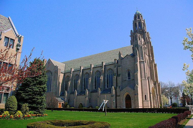Cathedral of St. Agnes, Rockville Centre, New York