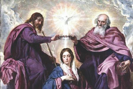 'Queen of Heaven, Rejoice, Alleluia!'