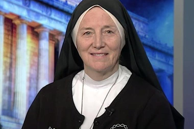 Sister Dede Byrne.