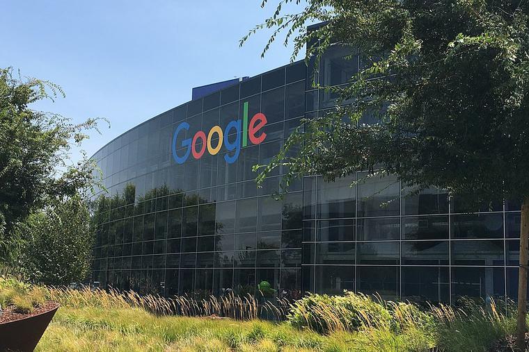 Googleplex Headquarters located in Mountain View, Calif.