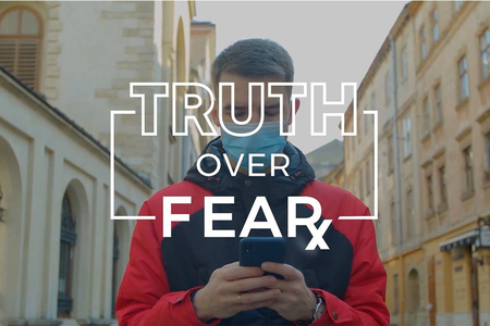 After Censorship, COVID Skeptics Continue 'Truth Over Fear Summit'