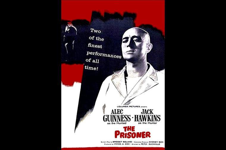 'The Prisoner' movie poster