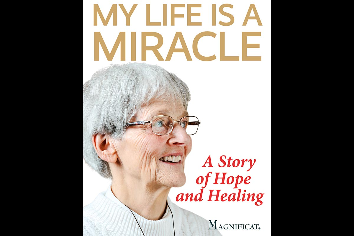 'My Life Is a Miracle' book cover