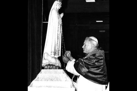 'Mary's Maternal Love': St. John Paul II and Fatima