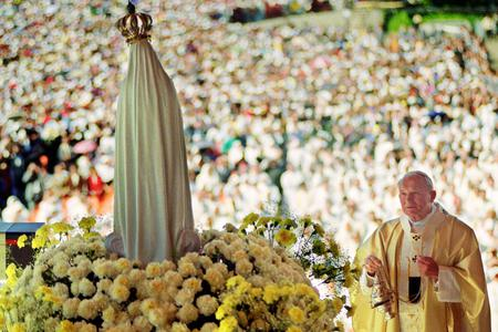 40 Years After Fatima's Third Secret: God Is Still Working Within Us