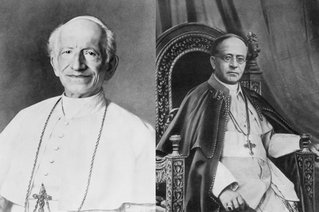Catholic Social Doctrine Linked by Encyclicals Rerum Novarum and Quadragesimo Anno