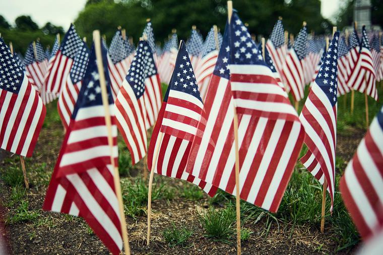 We pay tribute to and pray for our fallen servicemembers on Memorial Day.