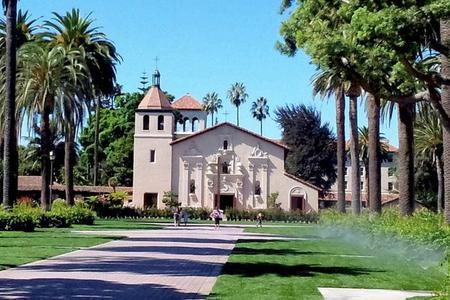 Mission Santa Clara de Asís is at the heart of SCU's historic campus.