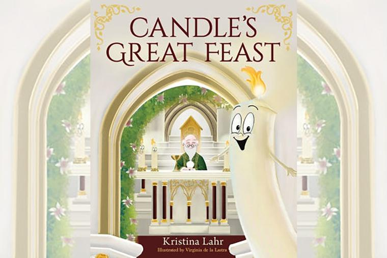 'Candle's Great Feast' book cover