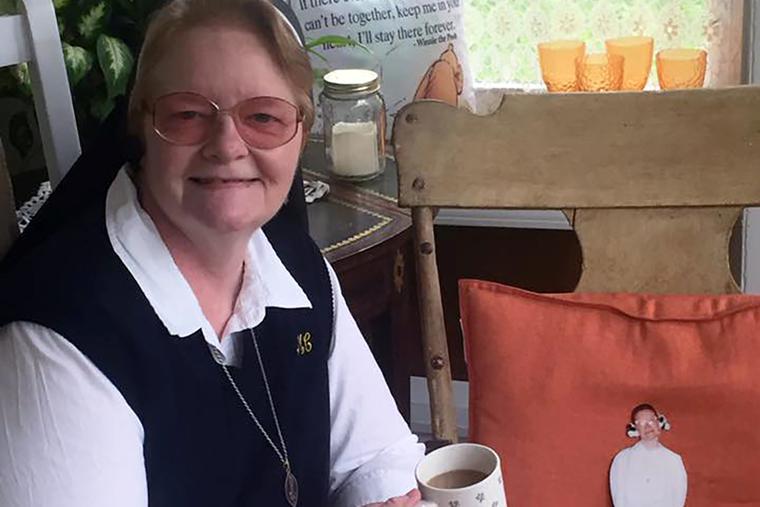 Sister Cecilia Landis