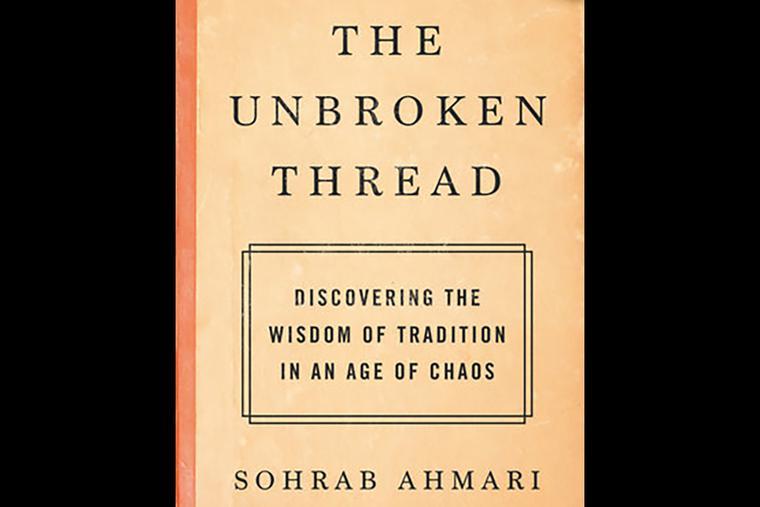 'The Unbroken Thread' book cover