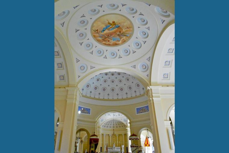 The mother church of the first diocese of the United States continues to inspire and teach, 200 years later.