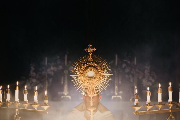 Corpus Christi Sunday is June 6.