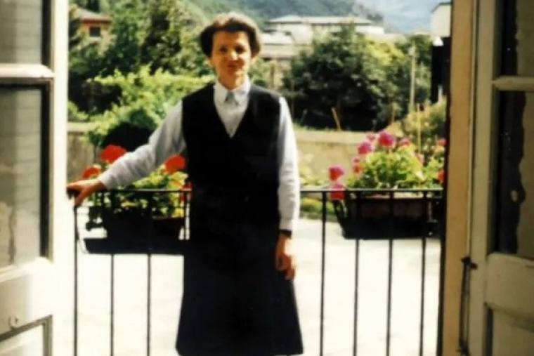 Sister Maria Laura Mainetti.