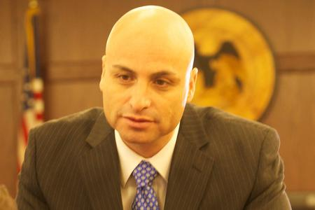 State of New Mexico Attorney General Hector Balderas
