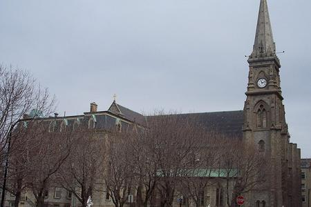 St. Joseph's Cathedral in Buffalo, N.Y.